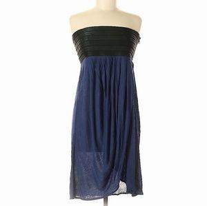 ELIZABETH and JAMES Strapless Dress